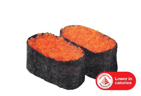 seasoned capelin roe
