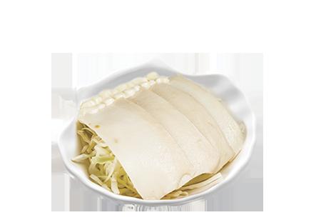 Mock Abalone Salad