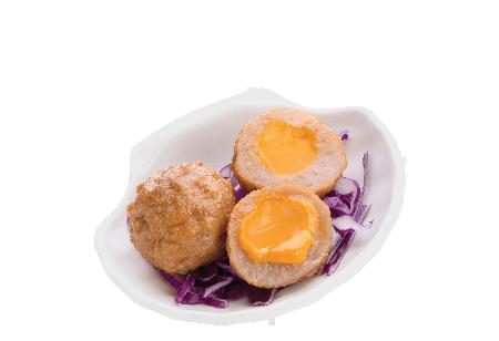 cheesy chicken meatball